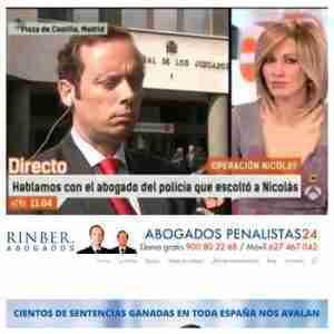 Abogado para informar al detenido en Malaga